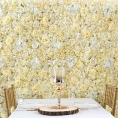 Giant Flowers, Types Of Flowers, Fake Flowers, Artificial Flowers, Silk Flowers, Spring Flowers, Flower Wall Backdrop, Floral Backdrop, Wall Backdrops
