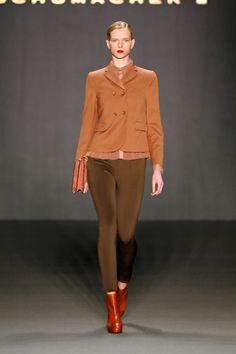 Schumacher Fall 2013 Ready-to-Wear Collection