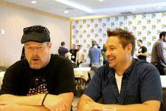 SDCC DC heroes unite with cast of Lego Justice League and Batman Unlimited: Monster Mayhem - Nerd Reactor Lego Justice League, Will Friedle, Dc Heroes, Interview, Nerd, Batman, It Cast, Otaku, Geek
