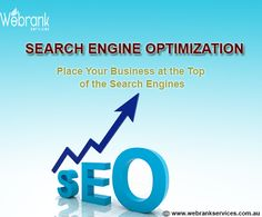 #Web Rank offers Affordable #SEO Services in Australia   Search Engine Optimization Experts Service differs from other SEO business.speak with us initially and see how effective our SEO methods are (our own fantastic page #1 position must be evidence enough) and see how we can turn your website rankings drop around. To get this service for your business visit:http://webrankservices.com.au/what-we-do/seo/