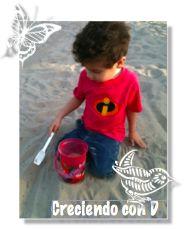 Creciendo con Darío: Día de superhéroes