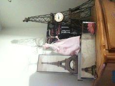 Paris room decorations