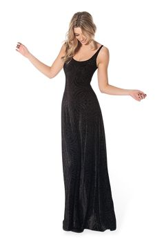 Burned Velvet Maxi Dress #32