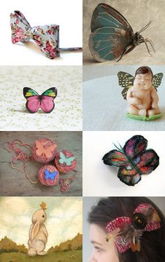 Butterflies are still alive by Gioconda Pieracci on Etsy--Pinned with TreasuryPin.com