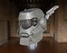 Appleseed Alpha Briareos Head