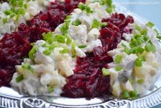 Components: herring fillets 3 beets 1 onion 3 medium potatoes 1 apple canned cucumb Breakfast Potato Casserole, Breakfast Potatoes, Beet Salad, Cobb Salad, Cinnamon Roll Monkey Bread, Fagioli Soup, Cheesy Potatoes, National Institutes Of Health, Beets