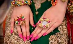Diy Jewelry, Handmade Jewelry, Hand Accessories, Mehendi, Jewels, Bridal, Floral, Flowers, Photography