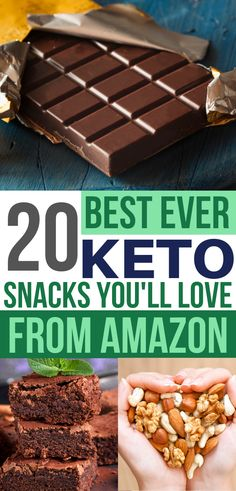 The snack is a topic that is talking about nutrition. Is it really necessary to have a snack? A snack is not a bad choice, but you have to know how to choose it properly. The snack must provide both… Continue Reading → Keto Snacks To Buy, Good Keto Snacks, Healthy Snacks, 0 Carb Snacks, Sweet & Easy, Keto Meal Plan, Ketogenic Recipes, Low Carb Keto, Keto Carbs