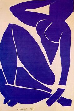 No Brash Festivity, nobrashfestivity: Henri Matisse, Blue nudes,...