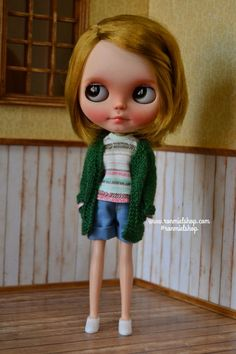 BLYTHE Rebeca Verde Hermana mayor por ronmielshop en Etsy