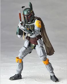 Star Wars REVO 005 Boba Fett Action Figure