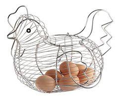 30cm x 25cm Chrome Plated Wire Large Chicken Basket Kitch... https://www.amazon.com/dp/B0001IWUUO/ref=cm_sw_r_pi_dp_x_Rp1Azb7TER2WX