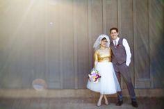 CMYK, Comic Book and Superhero Wedding: Aysha & Tom