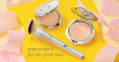 Get your full coverage *and* SPF 50+ with this Supersize IT Cosmetics set available 7/28/17 only on QVC. Don't miss IT! #entry