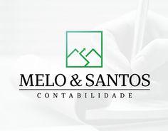 "Check out new work on my @Behance portfolio: ""LOGO - Melo & Santos"" http://be.net/gallery/53038965/LOGO-Melo-Santos"