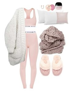 """""""Untitled #2957"""" by mrkr-lawson ❤ liked on Polyvore featuring UGG, Coyuchi, Jaipur, Lapcos, Marc Jacobs and Saskia Diez"""