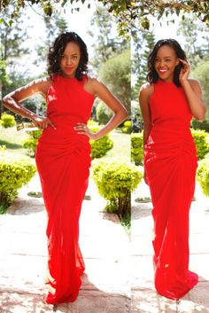 Make a statement in a red outfit this X'mas | Photos
