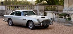 De ultieme gentleman's ride? #AstonMartin #DB5 #AstonMartinDB5 #AstonDB5 #JamesBond