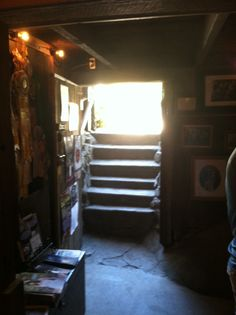 Zucca Mountain tasting room entrance Murphy's CA