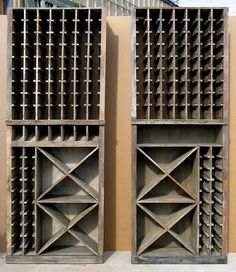 wine storage in cabinets - Google Search