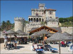 Tamariz -  Lisbon's postcard beach