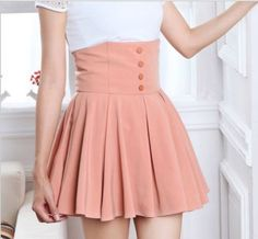 All-match  High Waited Women Skirt is very fashionable and trendy. The women skirt is made of high quality Material, Cotton, Microfiber, Polyester, Spandex. Available in sizes: S, M,L,XL.  Additional Features: 100% Brandnew, High Quality, Trendy Sizes: S,M,L,XL Ships from: China (Mainland)  ...