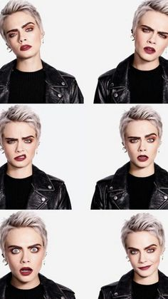 New Style Tomboy Cara Delevingne 47 Ideas Undercut Hairstyles Women, Pixie Hairstyles, Cara Delevingne Hair, Short Hair Cuts, Short Hair Styles, Human Poses Reference, Japanese Hairstyle, Hair Color And Cut, My Hairstyle