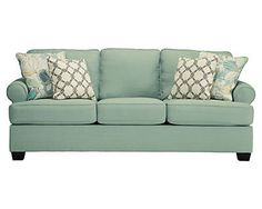 Daystar Sofa decor example