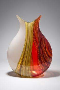 Michael Amis Colorfield Vase