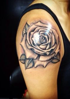 Rose tatt