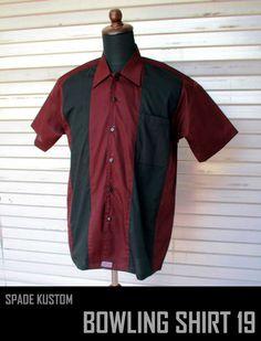 Bowling shirt 19