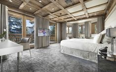 Luxury Ski Chalet, Chalet Owens, Courchevel 1850, France, France (photo#8999)
