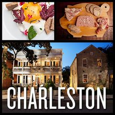 Bring your big-city appetite down south to Charleston. See our picks for where to eat, drink and shop!