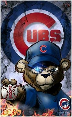 """I'm ready for some Cubs! Chicago Cubs Pictures, Chicago Cubs Fans, Chicago Cubs World Series, Chicago Cubs Baseball, Baseball Jerseys, Baseball Players, Chicago Cubs Wallpaper, Baseball Wallpaper, Eagles Man Cave Ideas"
