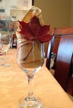 4 Almost-Free Thanksgiving Decor Ideas @Hillary Platt Bandley Platt Bandley Barrett
