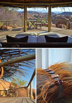 Mowani Mountain Camp, Namibia | heneedsfood.com