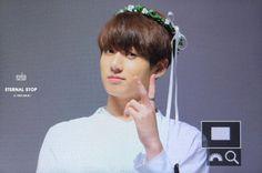 [PREV] 160514 BTS Jungkook Myeongdong Fansign |