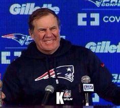 Bill = smile.