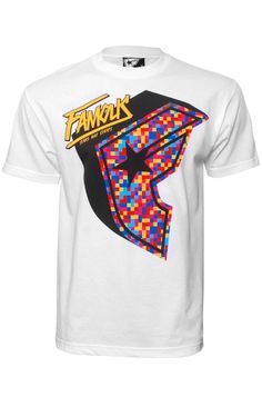 Famous Stars & Straps Rubix BOH Men's T-Shirt, £24.99    http://www.attitudeclothing.co.uk/product_31774-61-766_Famous-Stars-%26amp%3B-Straps-Rubix-BOH-Men%27s-T-Shirt.htm