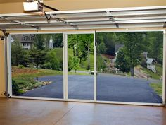 Now you can go from garage to a cool, bright, pest-free space in seconds. Screenmobile of Cape-Atlantic