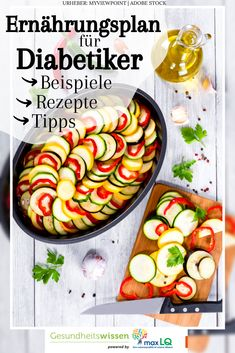 Diet plan for diabetics: examples, patterns, recipes, tips & ideas Diet for diabetes - - Paleo Recipes Easy, Diabetic Recipes, Diet Recipes, Cooking Chicken Thighs, Zone Diet, Ab Sofort, Food Hacks, Healthy Eating, Clean Eating