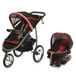 Find Graco FastAction Fold Jogger Click Connect 35 Travel System - Marathon and more baby products at MacroBaby.com