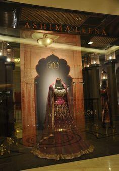 Desginer Ashima and Leena store at DLF Emporio