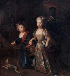 Frederik de Grote en Wilhelmine.jpg