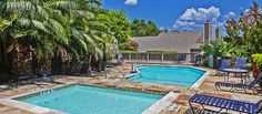 Swimming Pool  Club at Summer Valley Apartments http://www.clubatsummervalleyliving.com/ 512-851-8320 744 W. William Cannon  Austin, TX 78745