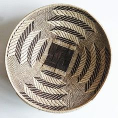 Extra Large Tonga Basket  Tonga Baskets or Binga Baskets are traditional of southern Zambia. Our baskets are handwoven by a group of women we work closely with who live in a village close to Monze.  It can take up to five days for a basket to be woven, depending on its size. The baskets are made from ilala palm, which the women either plant themselves (during wet season), or walk 10 kilometers to a field where they grow freely. In the case of the baskets, they had to do the walk in order to…