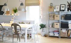 Silje's Norwegian home   live from IKEA FAMILY