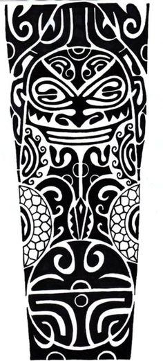Maori style