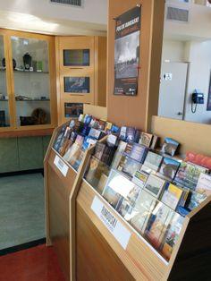 Passez nous voir au Bureau d'information touristique de Rimouski! www.tourismerimouski.com