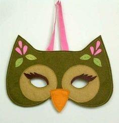 mask - make all different wood animal masks